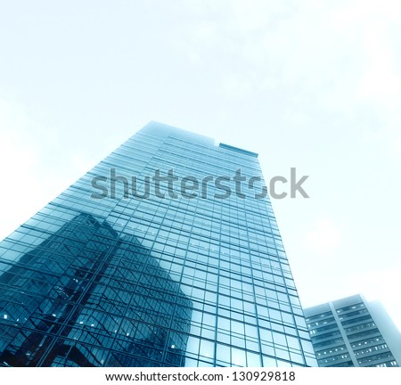 Office Tower - stock photo