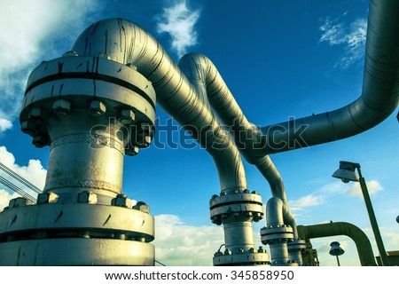 Offshore the Industry oil and gas production petroleum pipeline.
