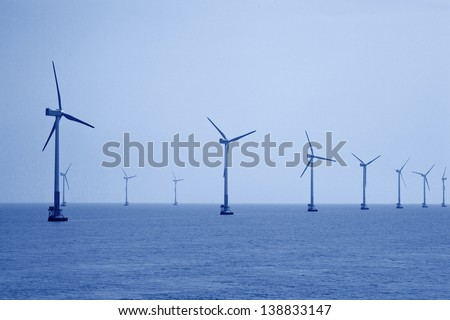 Offshore wind energy
