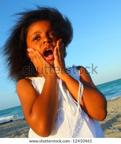 Oh My! - stock photo