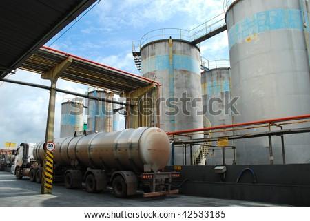 oil - stock photo