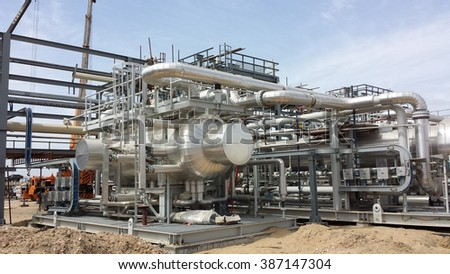 Oil and Gas Processing Equipment