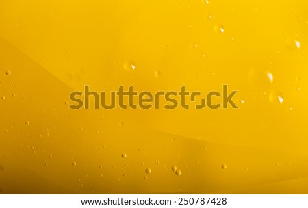 oil droplets on water surface abstraction