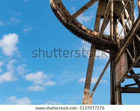 stock-photo-old-abandoned-rusted-industr