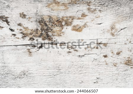 old abstract grunge texture of wooden board with deep pattern