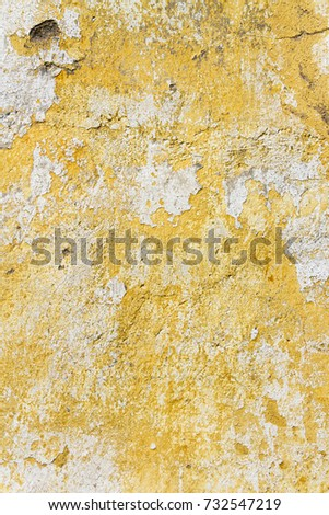 Old Neglected Peeled Wall Layers White Stock Photo (Safe to Use ...