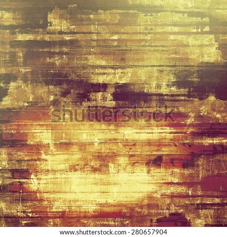 Old antique texture (for background). With different color patterns: yellow (beige); brown; gray; purple (violet) - stock photo