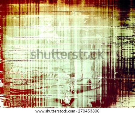 Old antique texture - perfect background with space for your text or image. With different color patterns: brown; gray; red (orange); purple (violet) - stock photo
