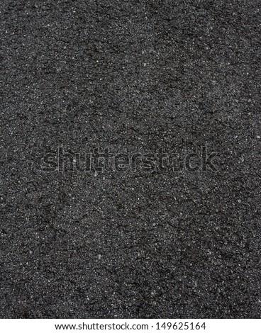 old asphalt road texture - stock photo