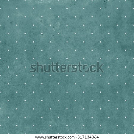 Old background. Green vintage background - stock photo