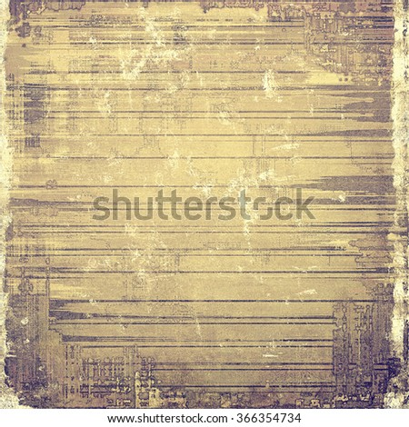 Old background or texture. With different color patterns: yellow (beige); brown; purple (violet); gray - stock photo