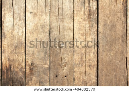 Old backgrounds and texture  wooden floor or wall