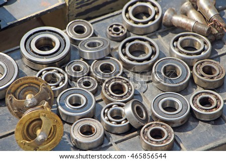 Old bearings