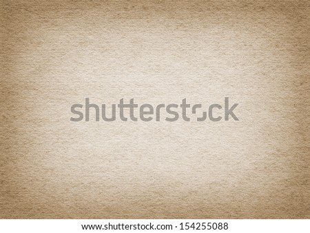 Old beige paper background  - stock photo