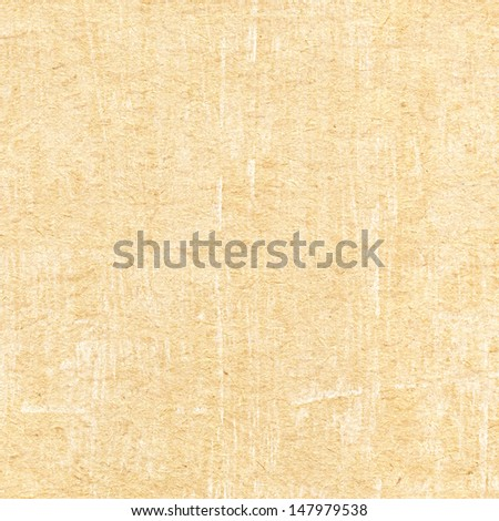 old beige paper texture with white stains - stock photo