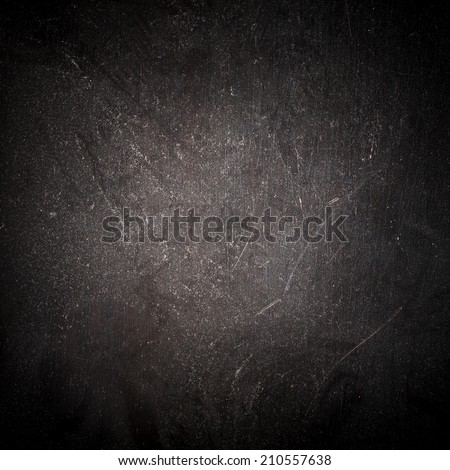 Old Black Surface Texture
