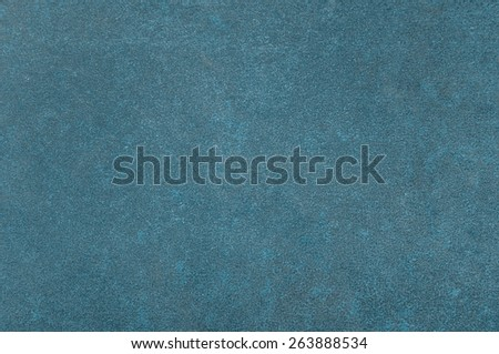 Old Blue Paper Texture. Background - stock photo