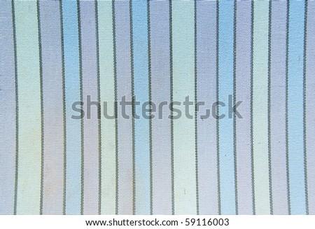 old blue textile - stock photo