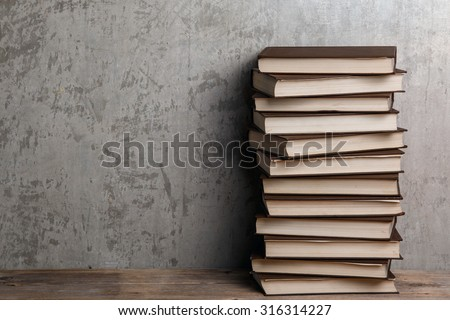 Old books from one series