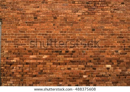 Old Brick Wall Backdrop