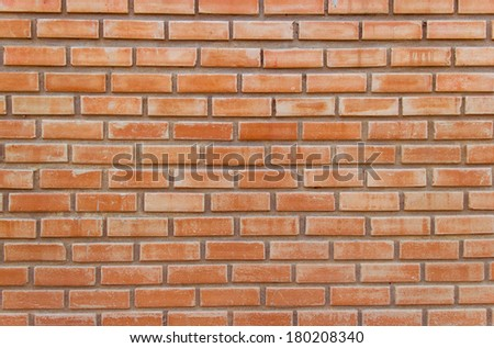 Old brickwall texture background - stock photo