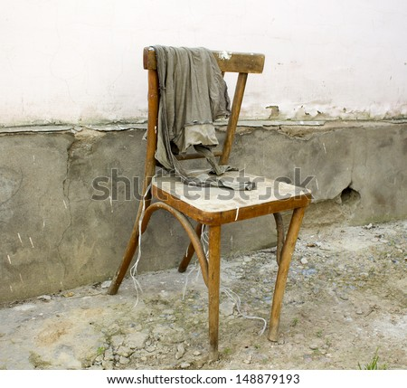 Broken Chair Stock Images Royalty Free Vectors