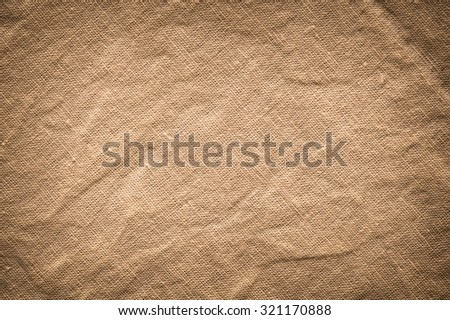 Old brown cloth background