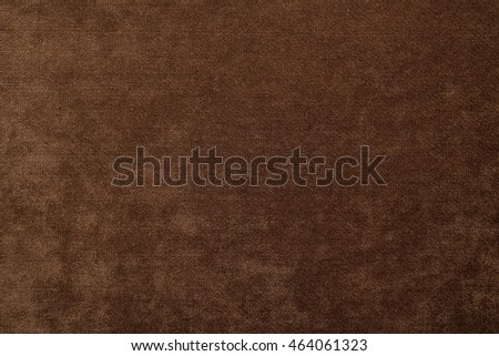 Old brown cloth texture