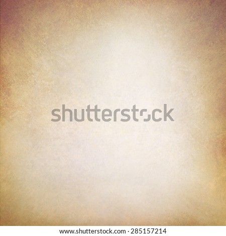old brown paper background, off white yellowed vintage paper with burnt edges or grunge border design, neutral pale color with aged distressed texture and stains - stock photo