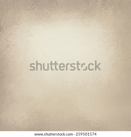 old brown paper background with gold color hue and darker brown grunge borders, vintage brown paper texture design - stock photo