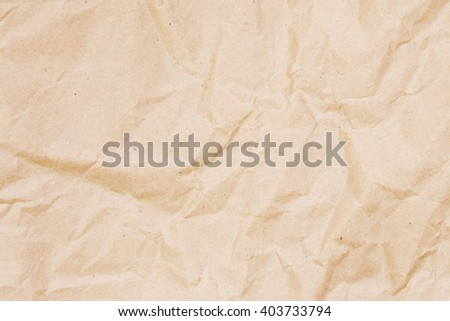 old brown paper.close up.can be used for montage your products  - stock photo