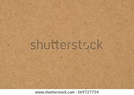 Old Brown Paper Texture - stock photo
