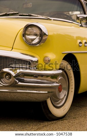 Old Buick Car