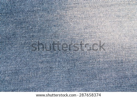 old canvas background, jeans texture, denim texture - stock photo