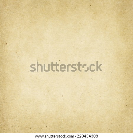 old carboard paper texture or background  - stock photo