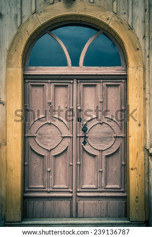 Double Door Stock Images Royalty Free Images Amp Vectors