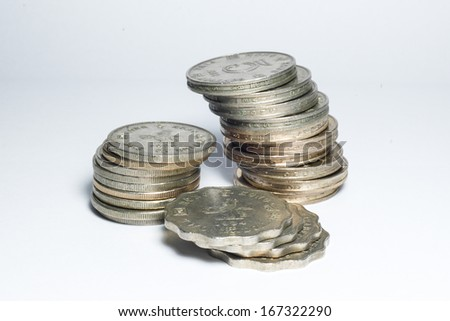 Old Coins of Hong Kong