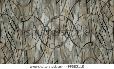 Old color grunge vintage weathered background abstract antique texture with retro pattern. Modern futuristic painted wall for backdrop or wallpaper with copy space. Close up image. 16:9 aspect ratio