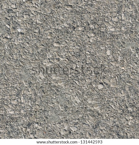 Old Concrete Surface. Seamless Tileable Texture.