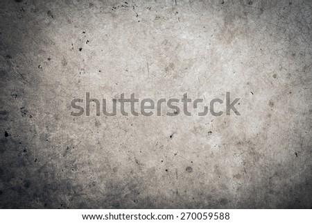 Old Concrete Texture - stock photo