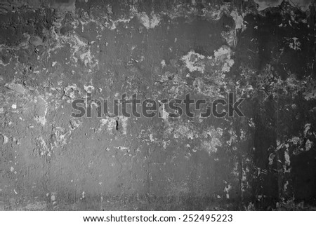 old concrete wall dirty texture, concrete wall background,With Space for Copy
