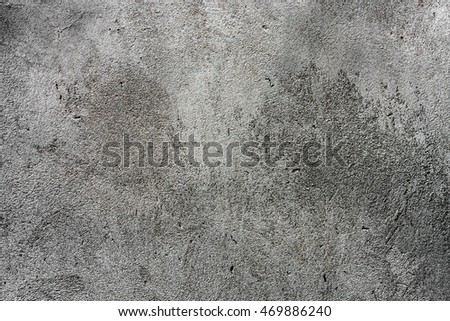 Old decaying grungy cement wall texture