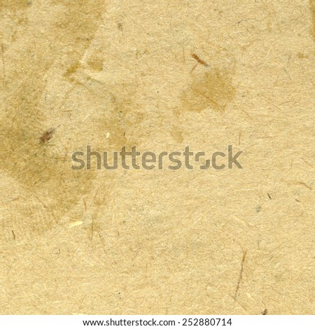 old dirty cardboard texture - stock photo