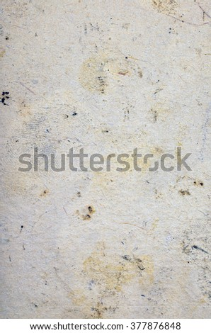 Old dirty paper texture - stock photo