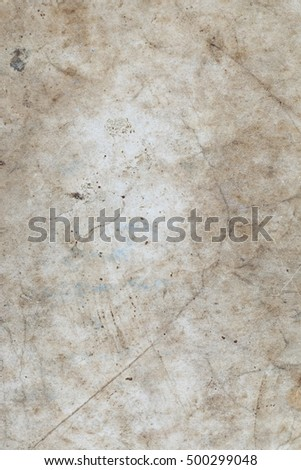 Old dirty sheet of paper - grunge texture
