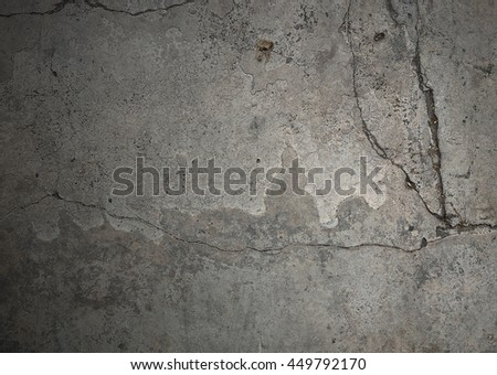 old dirty wall or grunge background, Aged street wall texture