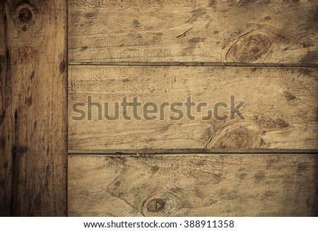 old dirty wooden wall weathered barn wood background - stock photo