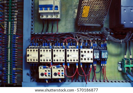 stock photo old electric distribution block with knife switches and wires covered with a thick layer of dust 570186877 knife switch im�genes pagas y sin cargo, y vectores en stock knife switch wiring at gsmx.co
