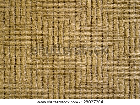 Old fabric texture - stock photo