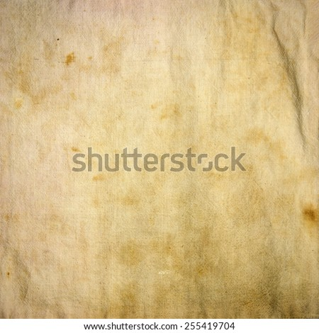 Old fabric texture background. - stock photo